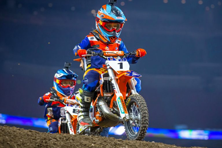 What are the Best 50cc Dirt Bikes for Kids