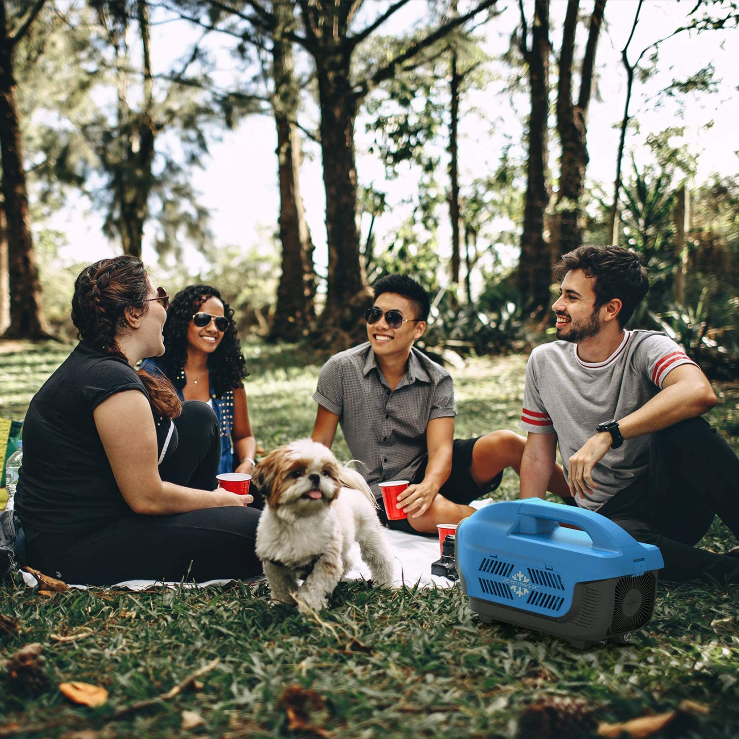 What are the Best AC Units for Camping