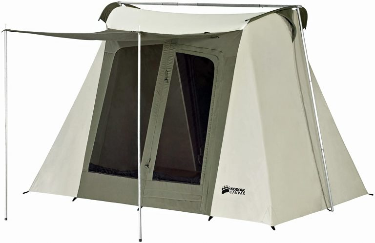 What are the Best Canvas Tents for Camping
