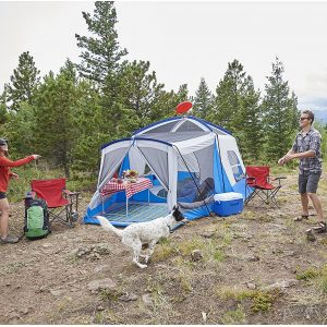 What is the Best Tent with Air Conditioner Port?