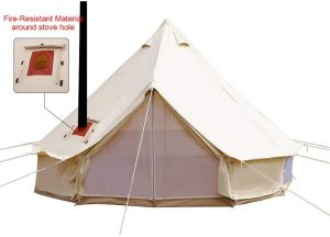 What are the Best Winter Tents with Stoves