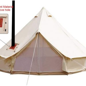 What are the Best Winter Tents with Stoves?