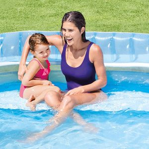 What are the Best Inflatable Swimming Pools for the Family?