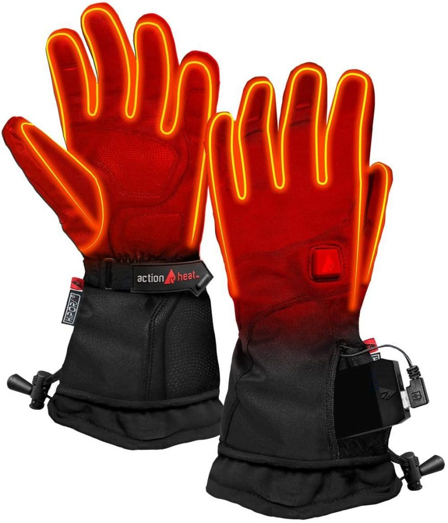 ActionHeat Battery Heated Gloves