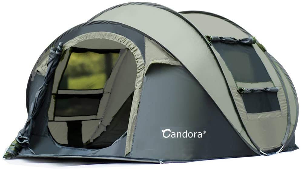 Candora Speed Open Tent Outdoor 4-6 People Fully Automatic Tent