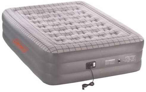 Coleman SupportRest Elite PillowStop best air mattress for heavy person