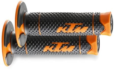 KTM 2013 Dual Compound Enduro Grips - motorcycle hand grips
