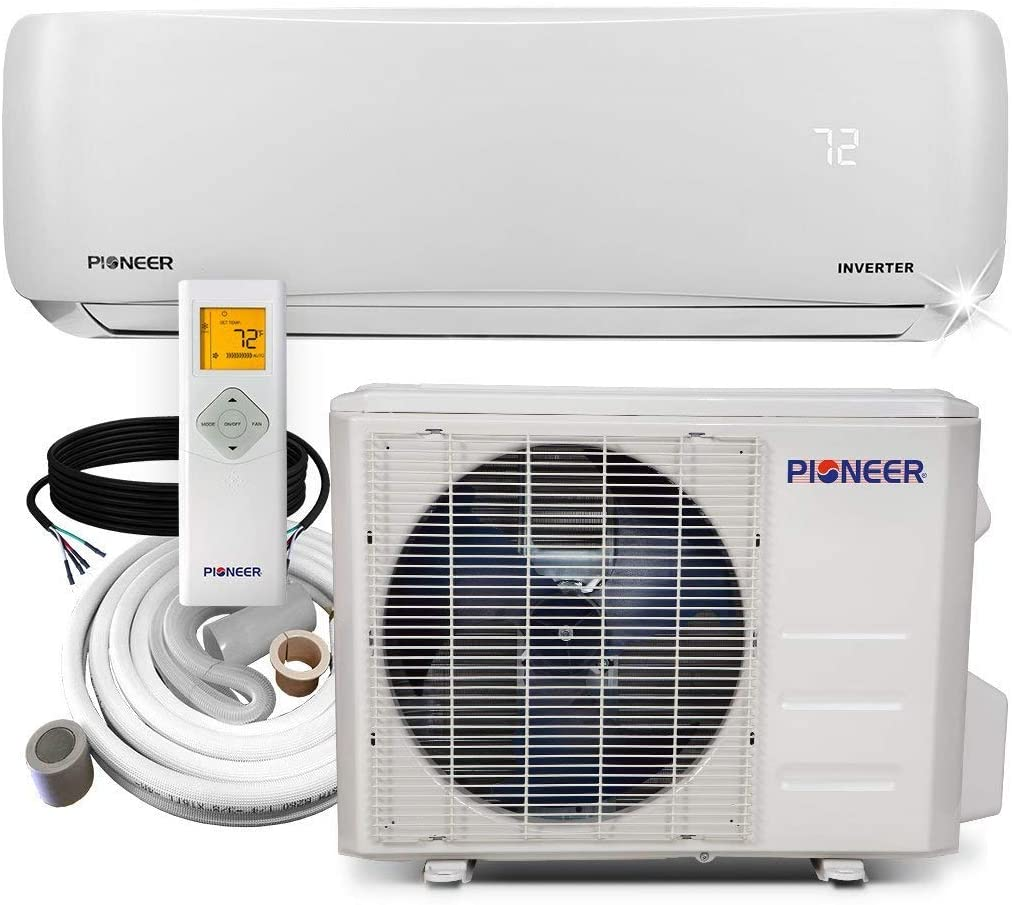 Pioneer Air Conditioner WYS012A-19 Wall Mount Ductless Inverter