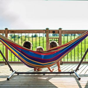 What are the Best Heavy Duty Camping Hammocks for Big Guys?
