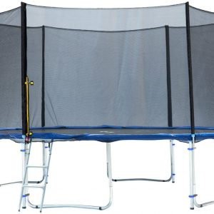 What is the Best High Weight Capacity Trampoline for Big Guys?