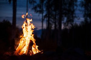 How to Light a Campfire - The Complete Guide for 2021