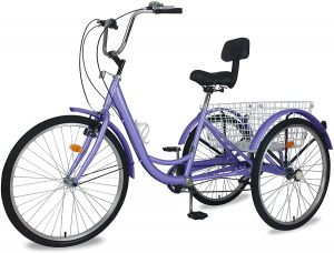 Best Three Wheel Bicycles for Seniors Reviews 2021